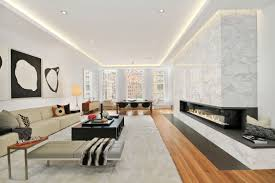 contemporary apartment in the big apple