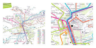 Luxembourg Map European Bus Maps The State Of The Art Jug Cerović Pulse