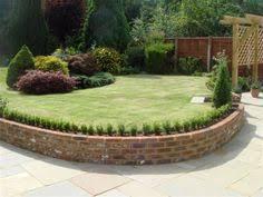 Retaining Garden Walls Ideas Low Garden Wall Ideas