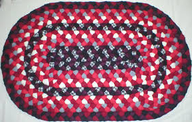 Braided Doormat How To Make Braided Rugs Learn To Braid Rugs
