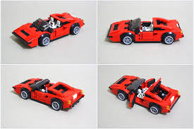 lego ferrari enzo ferrari the lego car blog page 3