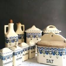 vintage kitchen canister sets ceramic kitchen canister sets mycrappyresume com