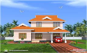Home Design Plans Kerala Style by Kerala Exterior Model Homes Home Design