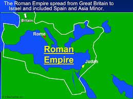 Blank Map Of Roman Empire by New Testament Maps Ebibleteacher
