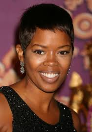 black celebrity short hairstyles women medium haircut