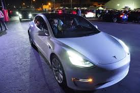 tesla made only 260 model 3 cars in q3 but is u0027confident u0027 it can