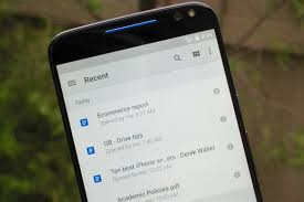android drive five tips and tricks for finding and organizing your