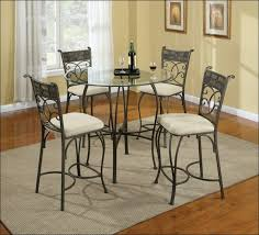 Kitchen Bistro Table by Kitchen Island Table With Chairs