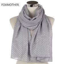 floral foil wrap foxmother 2017 new brand grey smaller floral foil sliver glitter