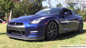 nissan blue blue nissan gtr r35 driven by purpose youtube