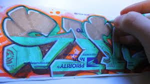 color combo weird graffiti color combo speed art youtube