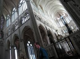Amiens Cathedral Floor Plan Cathedrals Of Northern France Part 3 Amiens And Beauvais