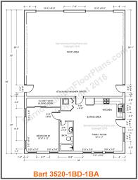 barndominium floor plans custom barndominium floor plans and stock pole barn homes