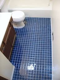 blue bathroom tiles ideas blue floor tile flooring ideas
