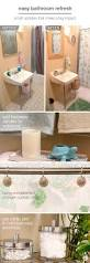 Easy Bathroom Updates by 57 Best The Bathroom Images On Pinterest Bathroom Ideas