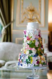 6 wedding cakes ideas for summer weddings arabia weddings