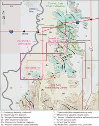 Colorado River On A Map by The Statemap Mapping Program In Arizona 2014 Update Arizona