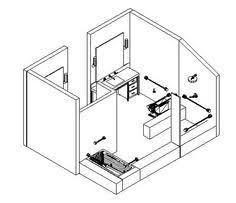 Ada Bathroom Requirements by Handicap Bathroom Equipment Handicap Bathroom And Bathroom Designs
