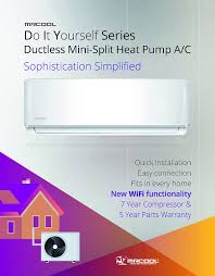 ductless mini split amazon com mrcool diy 36k btu 16 seer ductless mini split heat