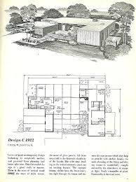 mid century modern house plan mid century house plans tiidal co