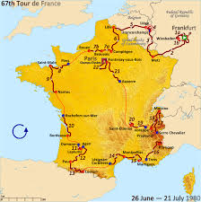 Metz France Map by File Route Of The 1980 Tour De France Png Wikimedia Commons