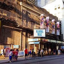 guide to best seats for mamma mia nyc