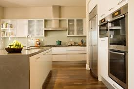 modern kitchen cabinet design ideas stylish and frameless cabinets in contemporary