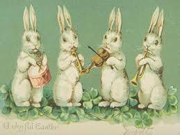 vintage easter baskets vintage easter bunny images happy easter 2017