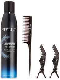 stylus thermal styling brush video amazon com fhi brands stylus thermal styling brush black luxury