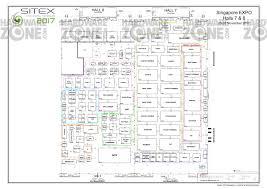 sony centre floor plan brochure listing sitex 2017 singapore hardwarezone com sg