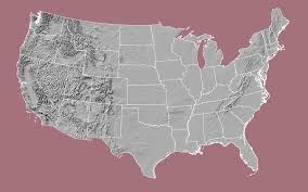 Colorado On The Us Map by Choosing The Right Map Projection Learning Source An Opennews