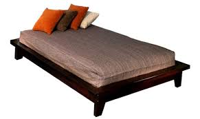 platform bed king queen full or twin for the smart college student