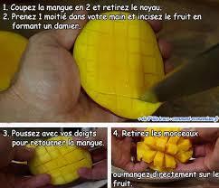 astuce cuisine rapide l astuce pour ne plus s en mettre partout quand on mange une mangue