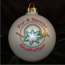20 best godchild godparent ornaments images on
