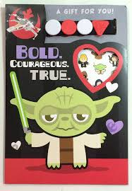 yoda valentines card wars valentines day boxed cards page two s day wikii