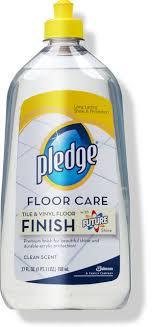 that stuff to restore the shine on vinyl floors works amazing