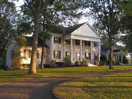 house plans that look like old houses southern colonial in centerville tennessee house architecture plans
