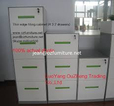 Grey Filing Cabinet Filing Cabinet Steel Material 4 Drawer A4 F4 Files Available White