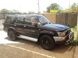 hilux surf car toyota hilux surf for sale in south africa uk reg horizons