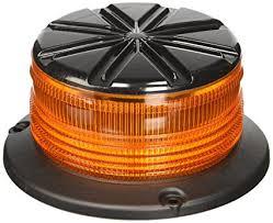 ecco led offroad lights amazon com ecco 7460a led beacon light automotive