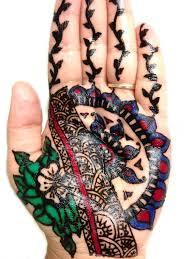 12x henna öl zur verstärkung von hennabemalungen