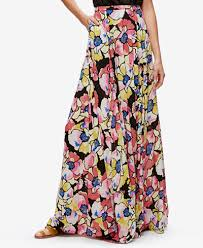 maxi skirt free hot tropics printed maxi skirt skirts women macy s
