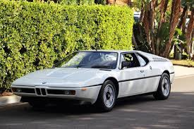 bmw m1 for sale hemmings motor news