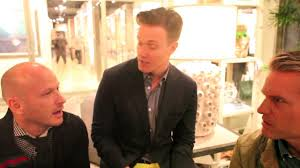 jeffrey alan marks dishes on high point market debut youtube