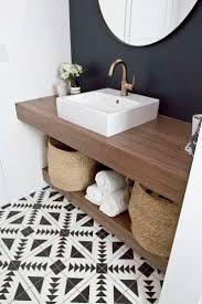 Bathroom Vanity Hack Optical Illusion With Secret Storage by 195 Best Home Bathroom Images On Pinterest Master Bathrooms