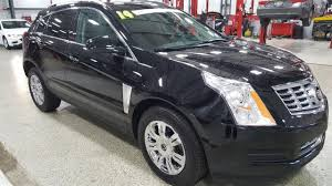 srx cadillac used used certified one owner 2014 cadillac srx luxury dixon il ken