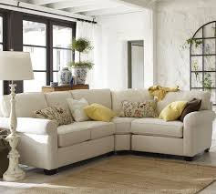 Pottery Barn Buchanan Sofa by Build Your Own Sectional Sofa Rooms