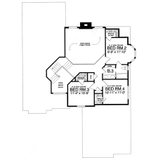 House Plans 2500 Square Feet by European Style House Plan 4 Beds 2 50 Baths 2500 Sq Ft Plan 40 364