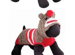 sock monkey costume sock monkey dog costume korrectkritterscom