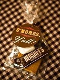 smores wedding favors has anyone used s mores as favors weddingbee